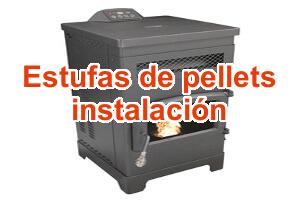 Instalacion estufa pellets precio free cmo instalar una - Instalar una estufa de pellets ...