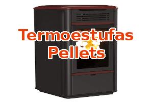 Estufas de pellets econ micas for Termoestufas de pellets baratas